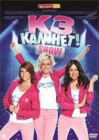 Cover K3 - K3 kan het! Show [DVD]